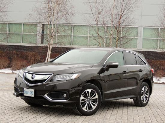 Acura RDX Scores High Marks for Practicality and Performance