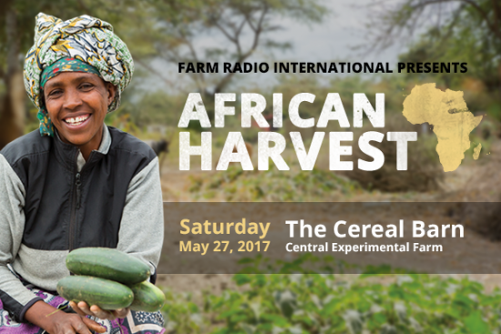 African Harvest: A celebration of Food, Farmers, Radio, and Resilience