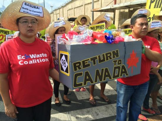 Canada's Environmental Principles Are All Rubbish When it Comes to the Philippines