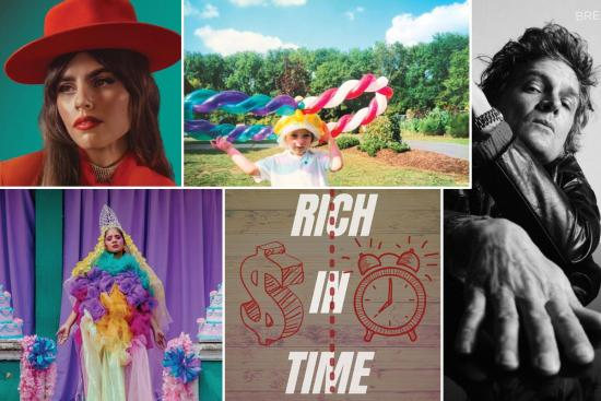 Album reviews — Hazel English, Jack Pine and the Fire and more