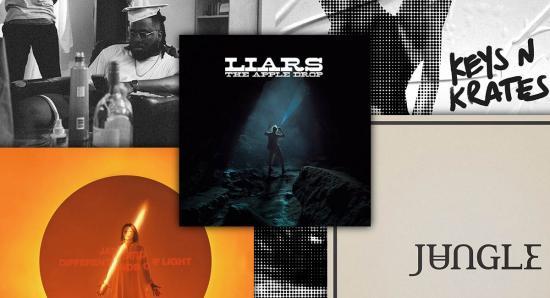 Album Reviews: Liars, Jade Bird, Jungle, City Fidelia