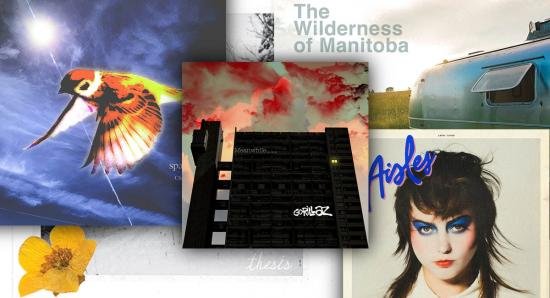 Album Reviews: Gorillaz, Angel Olsen, Casper Skulls