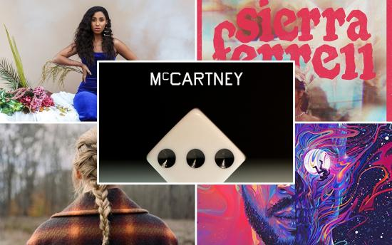 Album Reviews: Paul McCartney, Taylor Swift, Kid Cudi