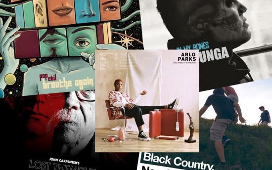 Album Reviews: Arlo Parks, John Carpenter, Pop Evil