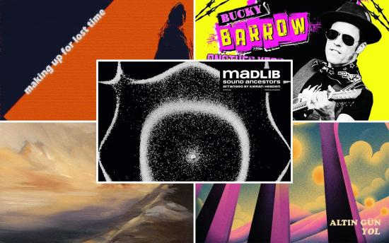 Album Reviews: Madlib, Altin Gün, Besnard Lakes