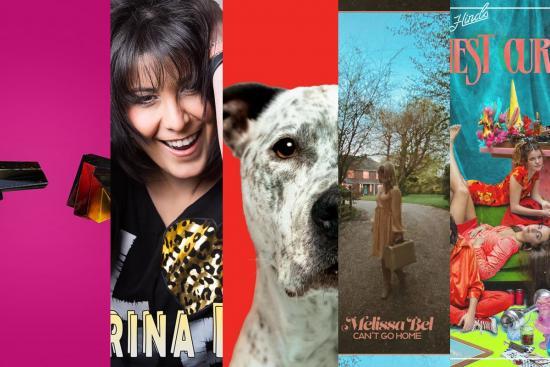 Album Reviews — Run the Jewels, Sabrina Fallah, Melissa Bel
