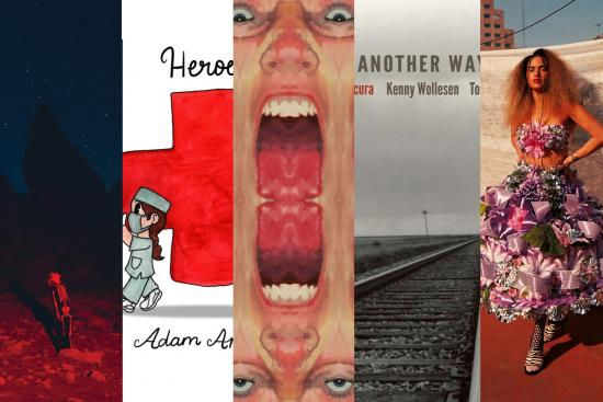 Album Reviews: Empress Of, Jockstrap, Phoebe Bridgers