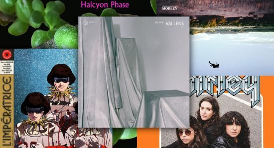 Album Reviews: Vallens, L'Impératrice, Les Shirley