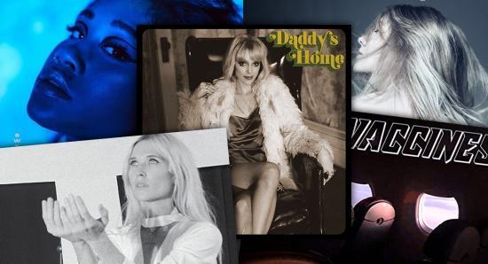 Album Reviews: St. Vincent, Natalie Bergman, The Vaccines