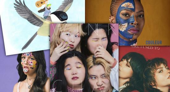 Album Reviews: Chai, Sharon Van Etten & Angel Olsen, Olivia Rodrigo