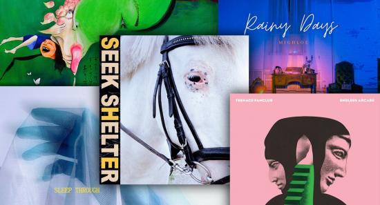 Album Reviews: Teke Teke, Teenage Fanclub, Mighloe