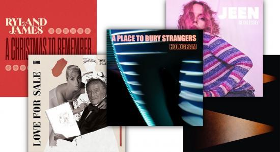 Album Reviews: A Place to Bury Strangers, Lady Gaga & Tony Bennett, JEEN