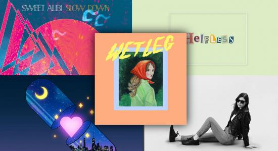 Album Reviews: Wet Leg, The Vaccines, Colleen Green