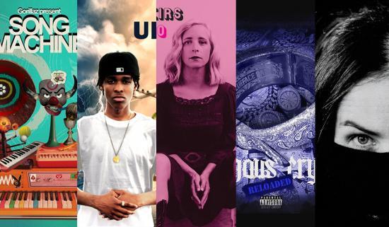 Album Reviews: Gorillaz, Laura Veirs, Ela Minus