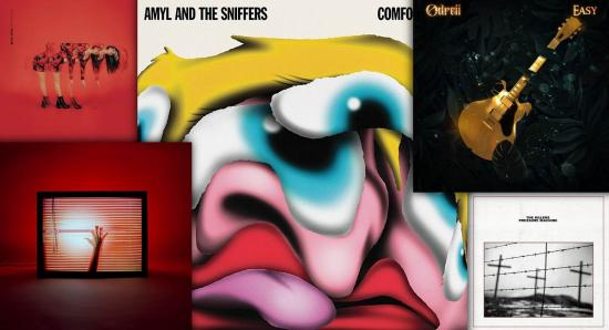 Album Reviews: Amyl and the Sniffers, Chvrches, The Killers