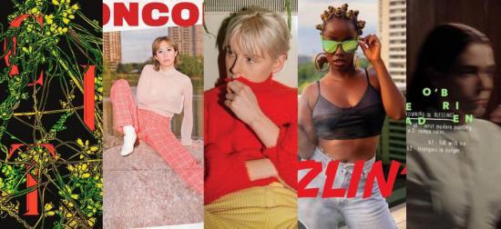 Album Reviews: Cults, Aiza, Fenne Lily
