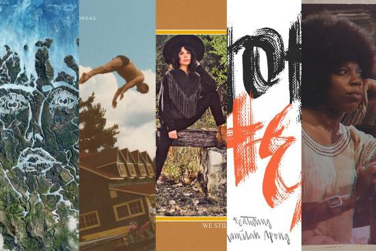 Album Reviews: Hannah Georgas, Disclosure, Whitney Rose