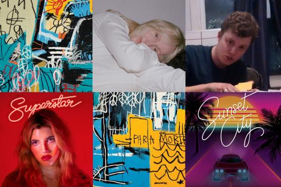 Album Reviews - The Strokes, Weezer, Laura Marling and more