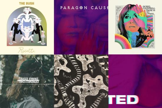 Album reviews: The Bush, Leanover, Paragon Cause and more
