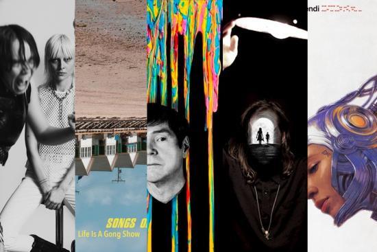 Album Reviews: Dream Wife, Sparks, 070 Shake and more