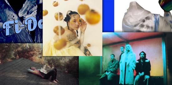 Album Reviews: Japanese Breakfast, Rostam, Wolf Alice