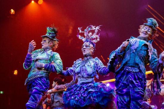 Cirque Du Soleil revives Alegria in their latest spellbinding show