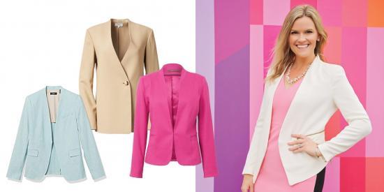 Spring fashion: the updated blazer