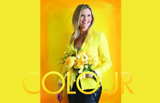 Spring fashion: colour me happy