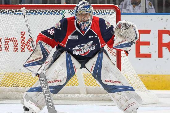 Ottawa 67's Make Blockbuster Trade For Star Goalie Michael DiPietro