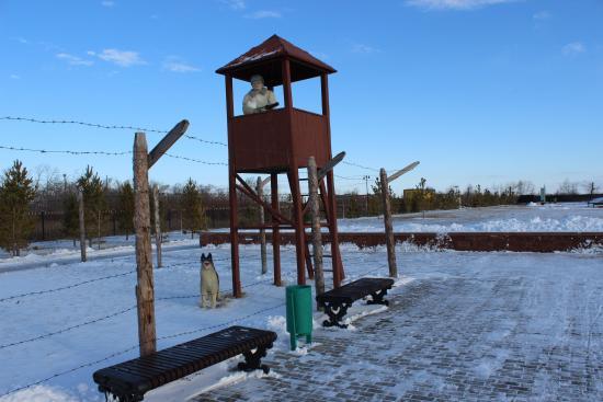 ALZHIR MEMORIAL, KAZAKHSTAN - Memories from a dark history