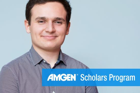 Local U of O undergraduate student selected for Amgen
