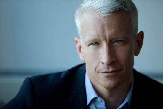 Anderson Cooper is coming to Ottawa