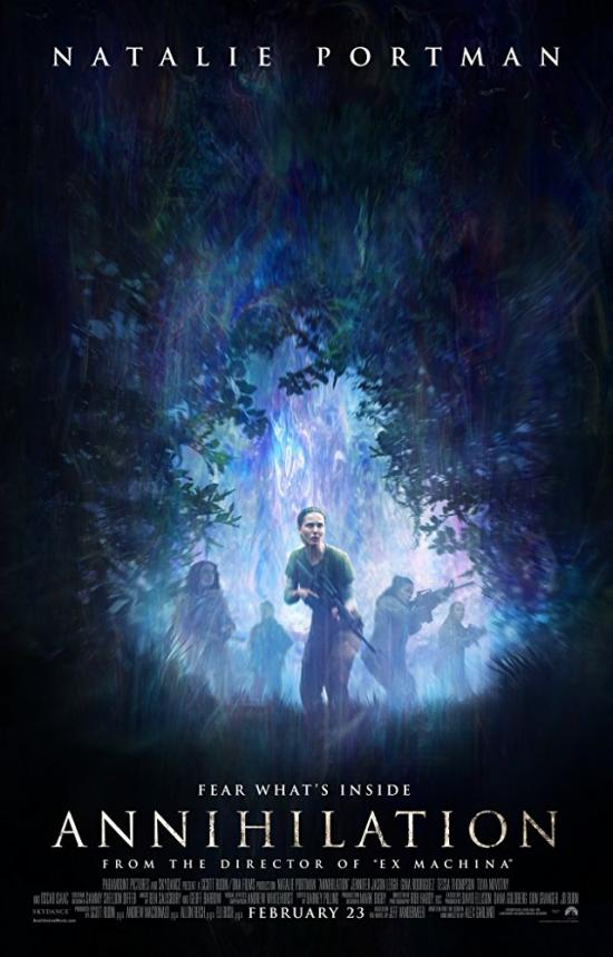 Film Review: Annihilation