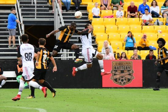 Another clean sheet for Ottawa Fury FC and Crépeau in 0-0 draw against Charleston Battery