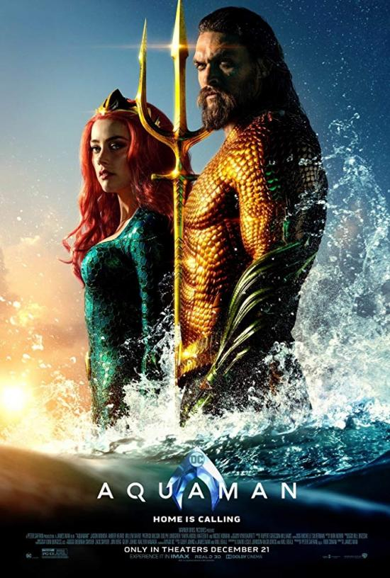 Film Review: Aquaman