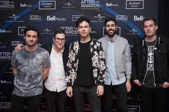 Scenes From the JUNO Gala Dinner and Awards Presented by SOCAN