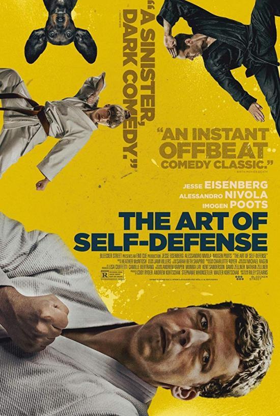 Film review: The Art of Self-Defense