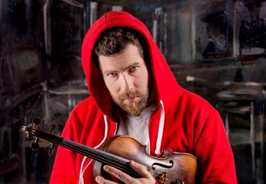 Ashley MacIsaac Looking to Knock the Socks Off Children's Fest