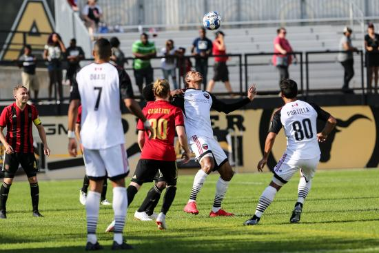 Busy August to go for Ottawa Fury after 1-1 draw against ATL UTD 2