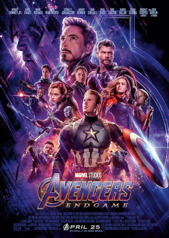 Avengers Endgame Sets Records