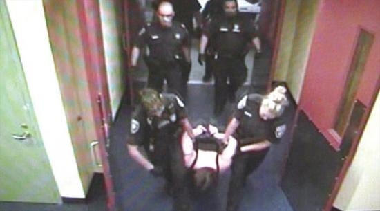 Why haven't the OPS constables who assaulted Roxanne Carr been charged?