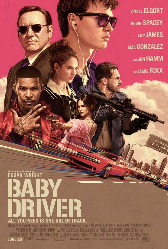Film Review: Baby Driver