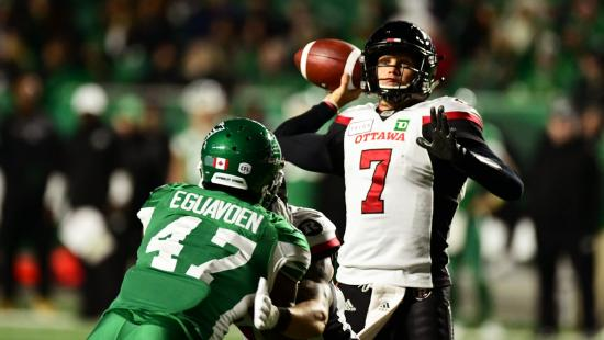 Balanced Redblacks Offense Silences Doubters in Win Over Roughriders