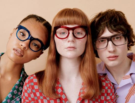 Update your look with new eyewear from Bar à lunettes