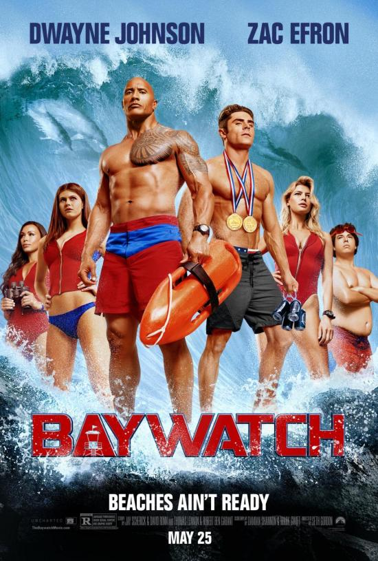 Film Review: Baywatch