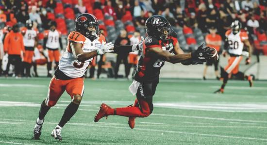 Redblacks show promise despite falling to BC Lions