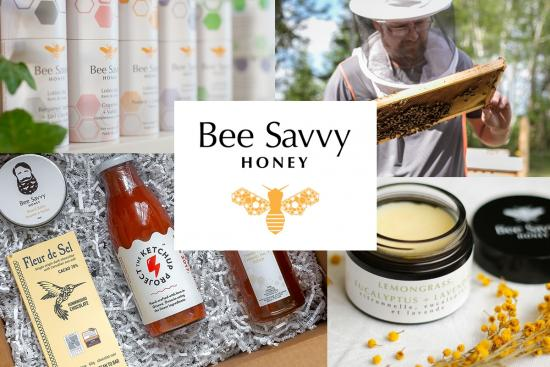 Introducing Bee Savvy, a local family-run company