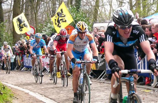 Belgium — the heartland of cycling