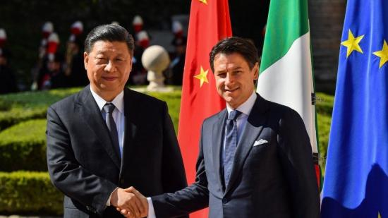 Italy and the Belt and Road Initiative: Rome's Overture to Beijing