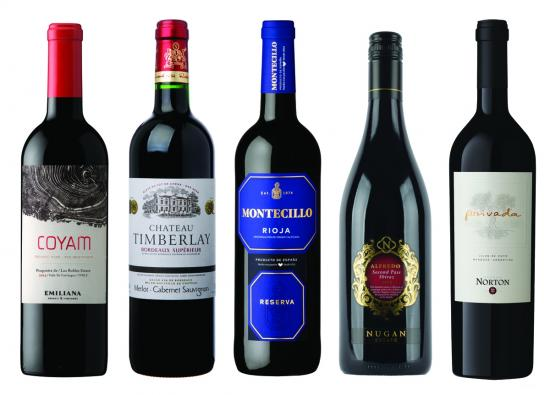 Best Wines from Around the World
